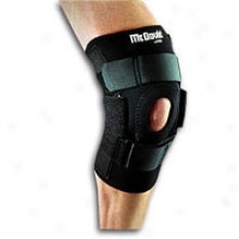 Mcdavid Dual Disc Hinged Knee Support - Black