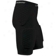 Mcdavid Hexpad Thudd Short - Big Kids - Black