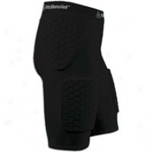 Mcdavid Hexpad Thudd Short - Mens - Black