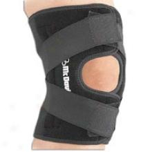 Mcdavid Multi Action Deluxe Knee Wrap - Black