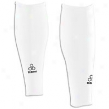 Mcdavid Power Jumper Leg Sleeve - Mens - White