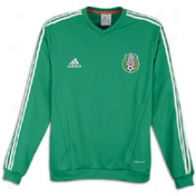 Mexico Adidas Mexico Sweatshirt - Mens - Green/white/red