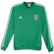 Mexico Adidas Mexico Sweatshirt - Mens - Green/white/red
