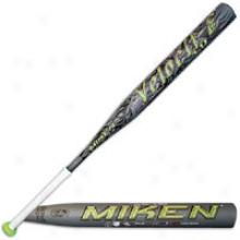 Mikem Velocit-e Asa Softball Bat - Mens
