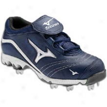 Mizuno 9-spike Swift G2 Switch - Womens - Navy/white