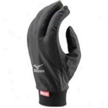 Mizuno Breath Thermo Windshell Glove - Mens - Black