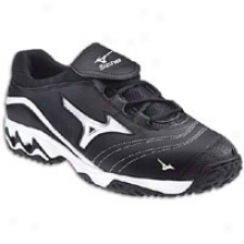 Mizuno Elite Trainer Fp Switch - Womens - Black/white