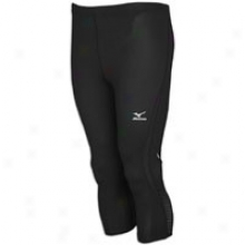 Mizuno Exodus 3/4 Tight - Mens - Black