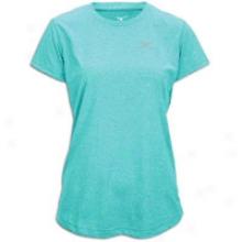 Mizuno Inspire Graphic T-shirt - Womens - Ceramic