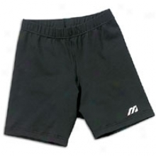 Mizuno Mvp Ii Short - Womens - Black