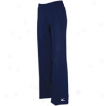 "Mizuno Nine Collection 30"" Warm Up Pant - Womens - Navy"