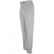 Mizuno Premier Relaxed Fit Pant - Mens - Grey