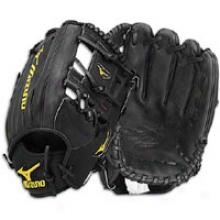Mizuno Pro Gmp50bk Fielders Glove - Mens - Black