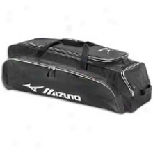 Mizuno Samurai G3 Wheel Bag - Black