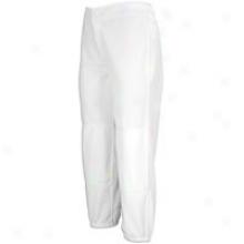 Mizuno Select Non-beletd Fastpitch Pant - Womens - White