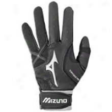 Mizuno Vintage Pro G3 Batting Gloves - Mens - Black