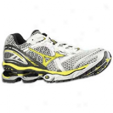 Mi2uno Wwve Creation 12 - Mens - White/bolt Yellow/black