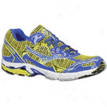 Mizuno Wave Elixir 6 - Meens - Surf The Web/lime Punch