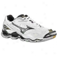 Mizuno Wave Tornado 6 - Mens - White/black