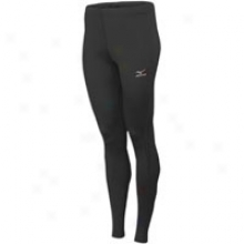 Mizuno Wildwood Tight - Womens - Black