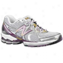 New Be in equipoise  1260 - Womens - Silver/purple