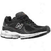 New Balance 2002 - Mens - Black