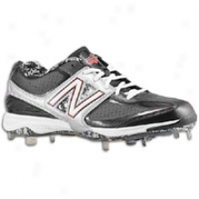 New Balance 40/40 Metal Low - Mens - Black/silver/white Camo