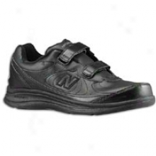 New Balance 577 Hook & Loop - Mens - Black