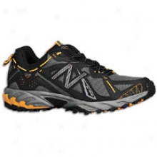 New Balance 610 - Mens - Black/yellow