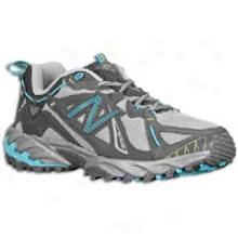 New Balance 610 - Womens - Grey/turquoise