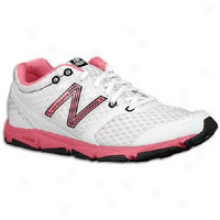 New Balance 730 - Womens - White/pink