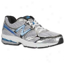 New Balance 770 - Mens - Silver/blue