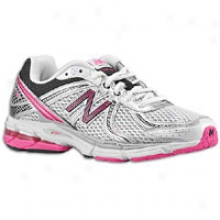New Balance 770 V2 - Womens - White/komen Pink