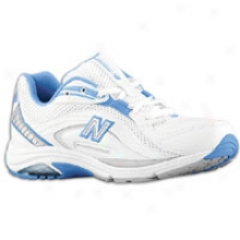 New Balance 846 - Womens - White/blue