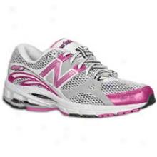 New Balance 870 - Womens - Pink/silver