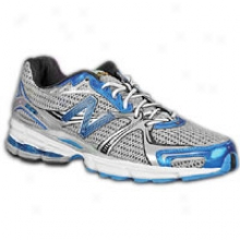 New Balnace 880 - Mens - Silver/blue
