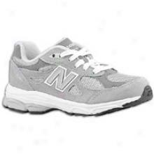New Balance 990 - Big Kids - Grey
