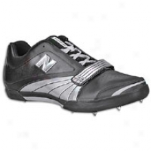 New Balance Hj 1010 - Mens - Black/silver