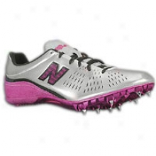 New Balance Sd 607 - Womens - Silver/pink