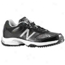 New Balancr Umpire/officials Low - Mens - Black/white