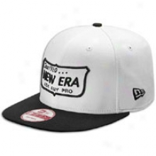 New Era Ask Any Pro 59fifty Cap - Menns - Optic White/black