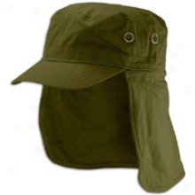 Repaired Eea Ek Cayuga Cap - Mens - Green