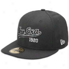 New Era Tail 59fifty Cap - Mens - Black