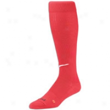 Nike 2 Pk Pro Compression Football Sock - Mens - Varsity Red