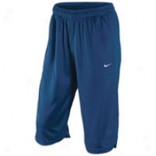 Nike 3/4 Pant - Mens - Navy