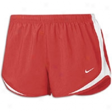 "Nike 3"" Race Short - Womens - Scarlet/white"