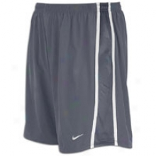 "Nike 7"" Tempo Short - Mens - Anthracite/white/reflective Silver"