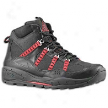 Nike Acg Air Mada 2k10 Mid - Mens - Black/varsity Red
