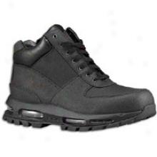 Nike Acg Air Max Goadome Tt - Mens - Black/black/black