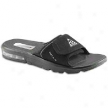 Nike Acg Air Moray 2 Acg Slide - Mens - Blac/metallic Silver/white
